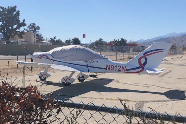 AMAX Sport 1700 (N912N) - Yucca Valley
