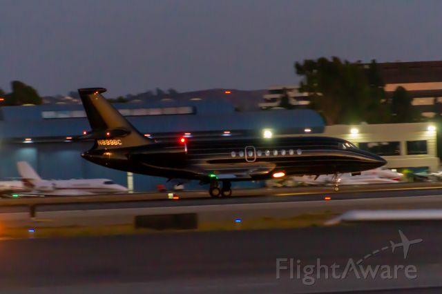 Dassault Falcon 2000 (N899BC)