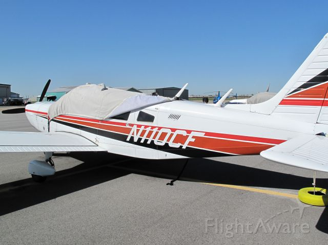 Piper Saratoga (N110CF)