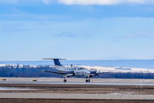 Beechcraft Super King Air 200 (C-FSUG)