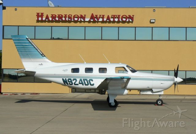 Piper Malibu Mirage (N924DC) - photo credit: Zane Adams