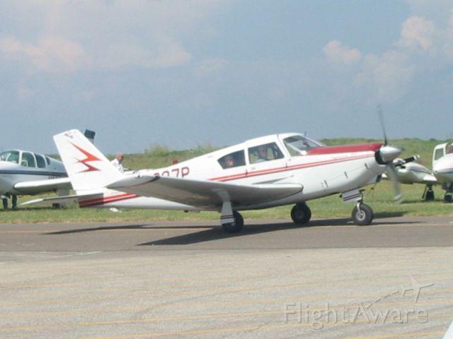 Piper PA-24 Comanche (N6027P)