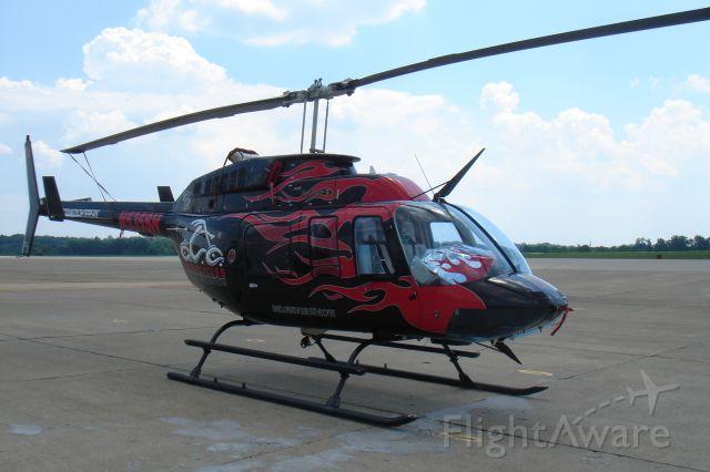 Beechcraft 55 Baron (N535SH) - Orange County Choppers Helicopter