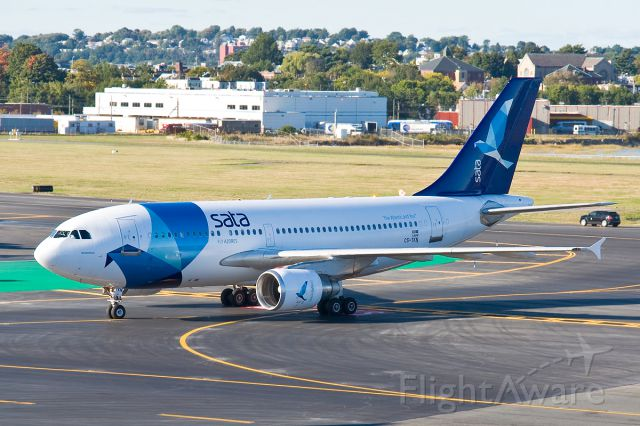 Airbus A310 (CS-TKN) - SATA ! !