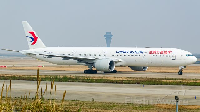 BOEING 777-300ER (B-7343) - Thanks for view and give me 5 star please