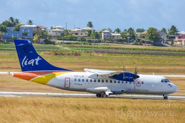 Aerospatiale ATR-42-600 (V2-LIK)