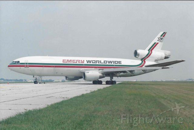McDonnell Douglas DC-10 (N68042)