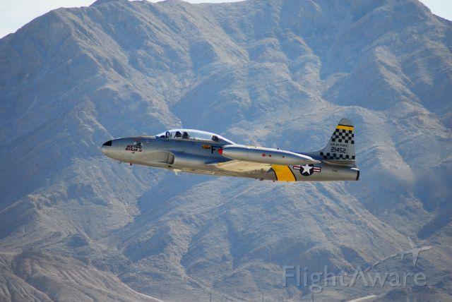 Lockheed T-33 Shooting Star (N133HH) - Aviation Nation 2017