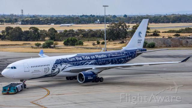 Airbus A330-200 (CS-TQW)