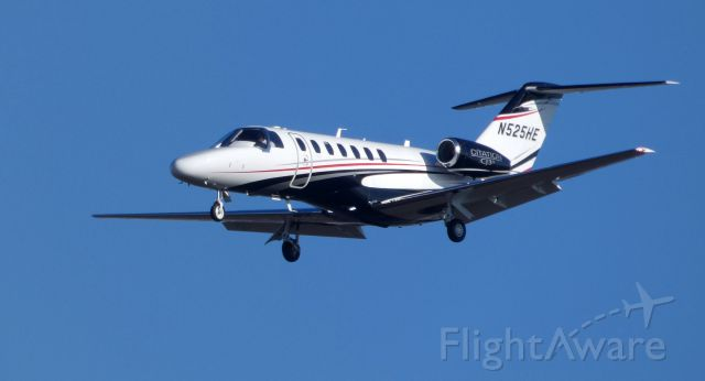 Cessna Citation III (N525HE) - On final is this brand new Cessna Citation III in the Winter of 2020.