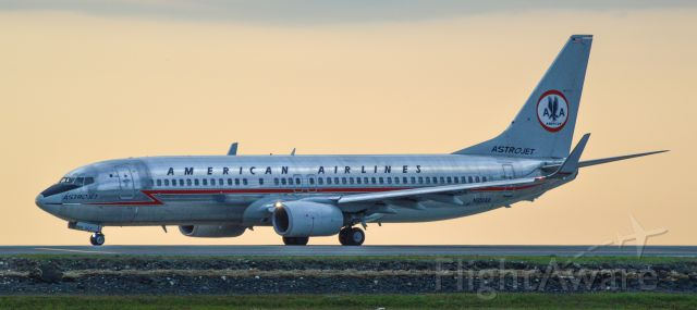 Boeing 737-700 (N951AA) - Shot with a Nikon D3200 w/ Nikkor 70-300mm<br />Best viewed in Full Size