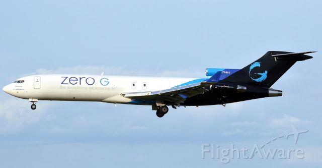 N794AJ — - Boeing 794 alpha Juliet from Philadelphia