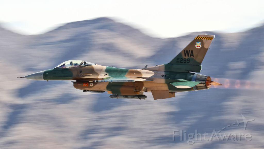 68-0299 — - F-16C