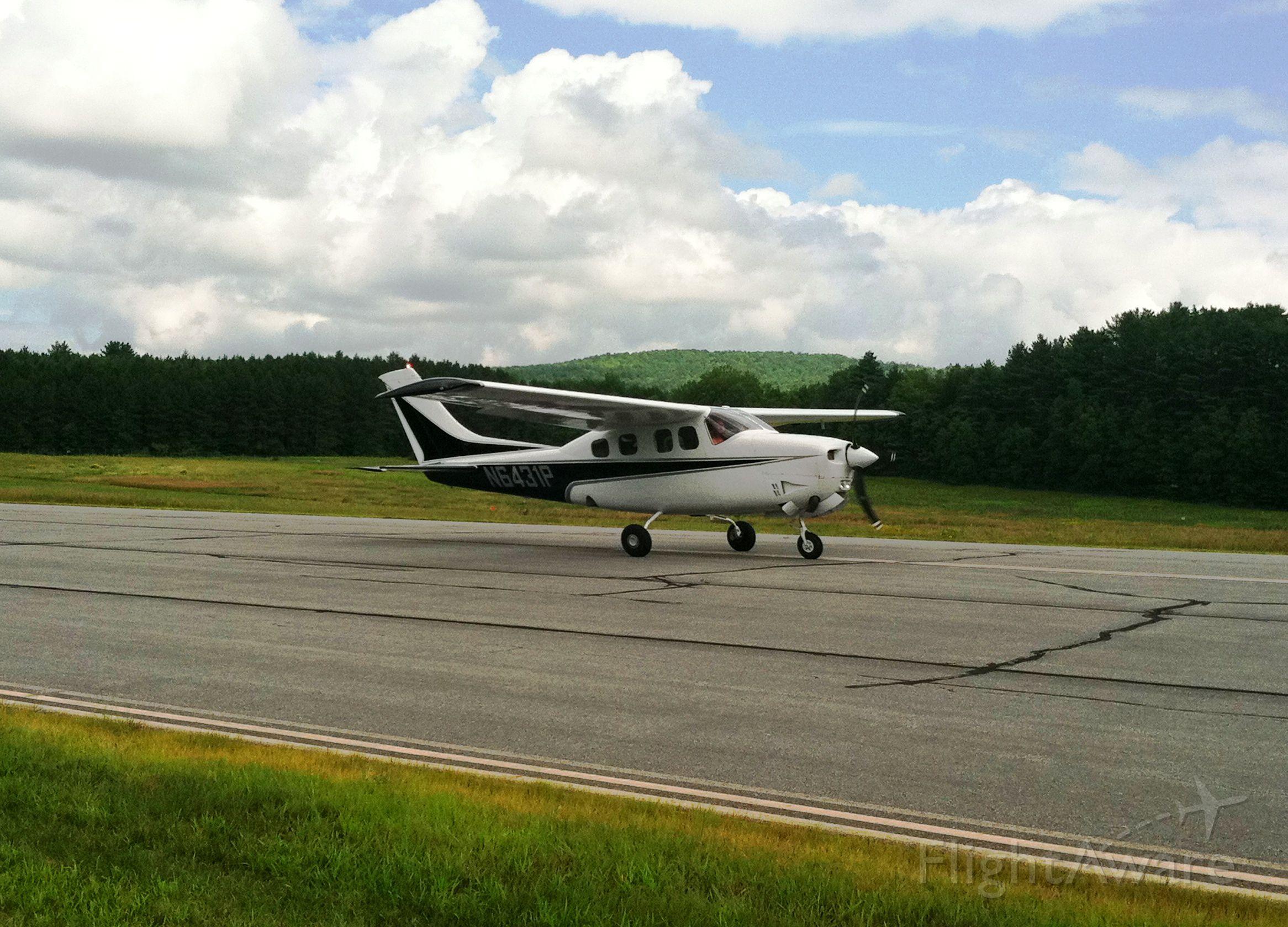 Cessna P210 Pressurized Centurion (N6431P)