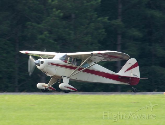 Piper PA-22 Tri-Pacer (N1411A)