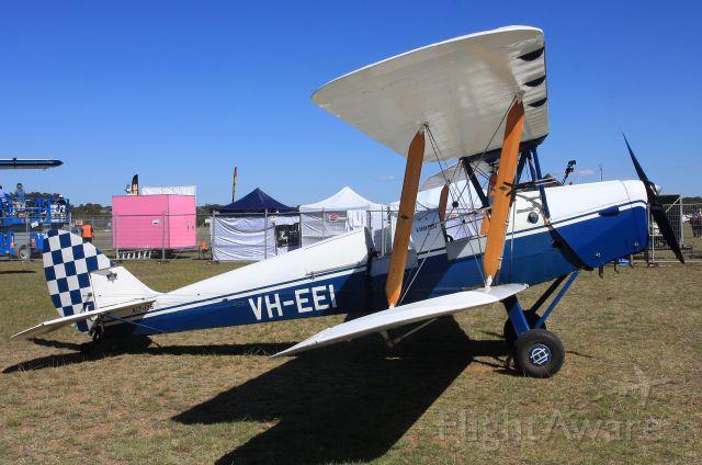 OGMA Tiger Moth (VH-EEI) -  Cessnock Air Show 20 9 2018