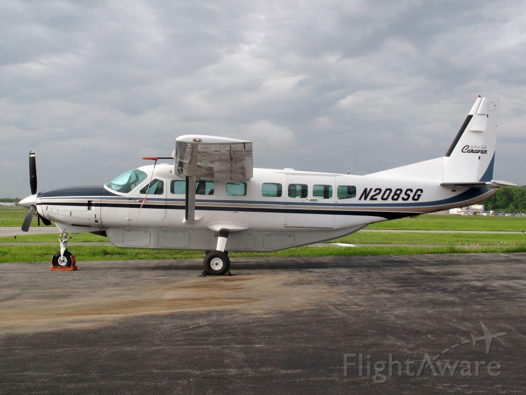 Cessna Caravan (N208SG) - Tradewind's Caravan