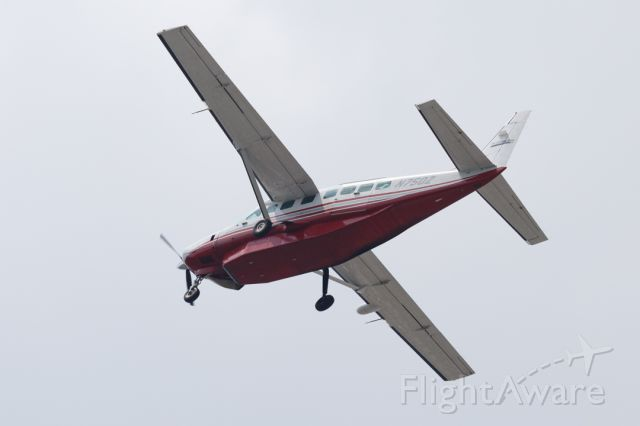 Cessna Caravan (N750Z) - WBR flight departing KORD - 07 May 2015