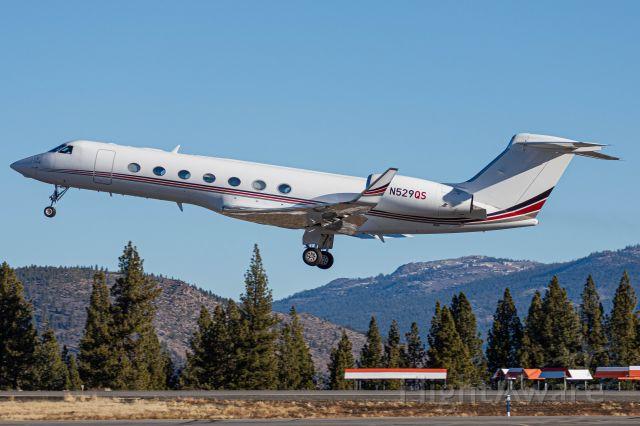 Gulfstream Aerospace Gulfstream V (N529QS)