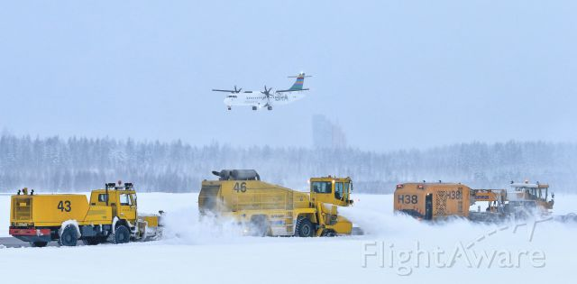 Aerospatiale ATR-72-600 (SE-MKI)