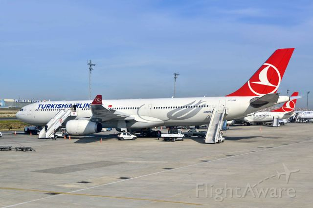 Airbus A330-300 (TC-JNR)