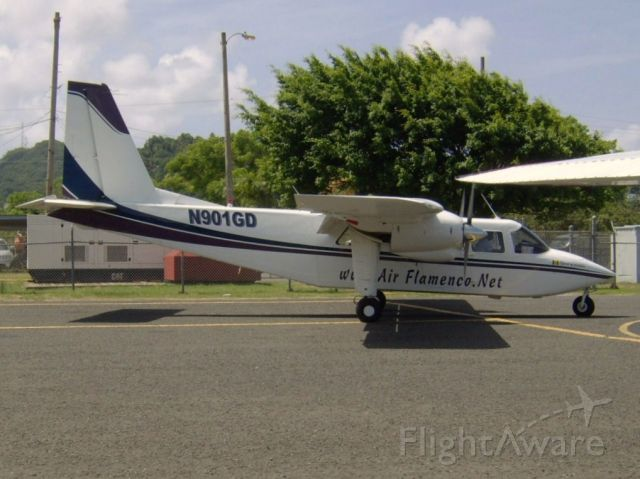 ROMAERO Islander (N901GD)