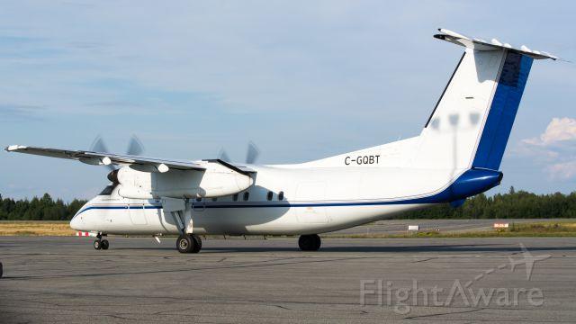 de Havilland Dash 8-200 (C-GQBT)