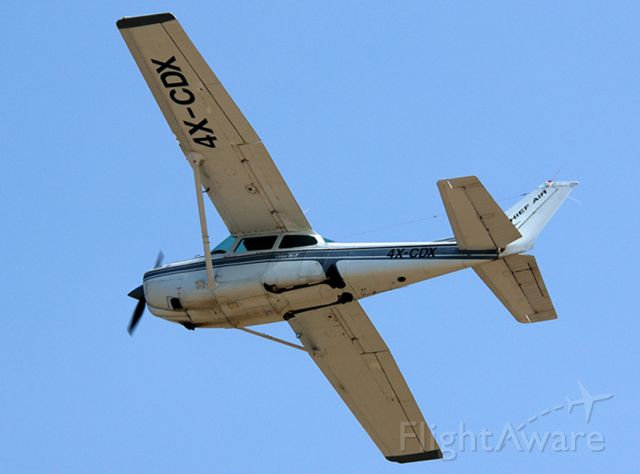 Cessna Cutlass RG (4X-CDX)