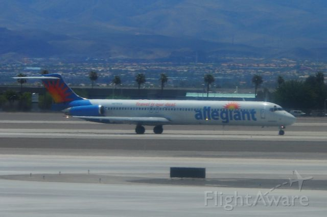 McDonnell Douglas MD-83 (N576GA)