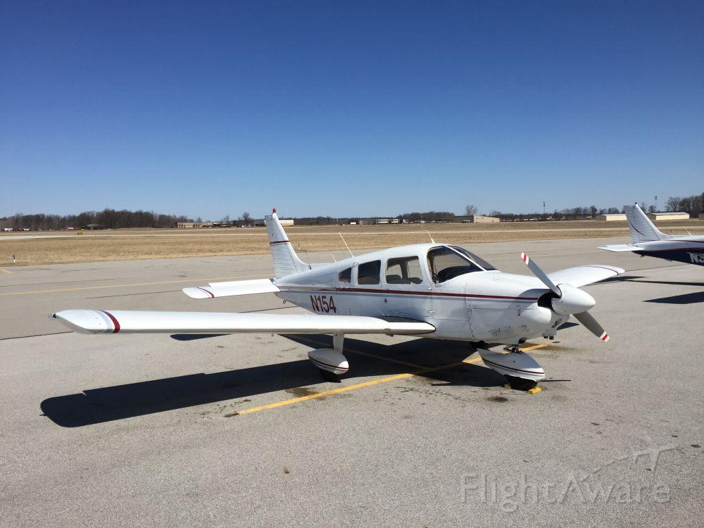 Cessna Skyhawk (N154)