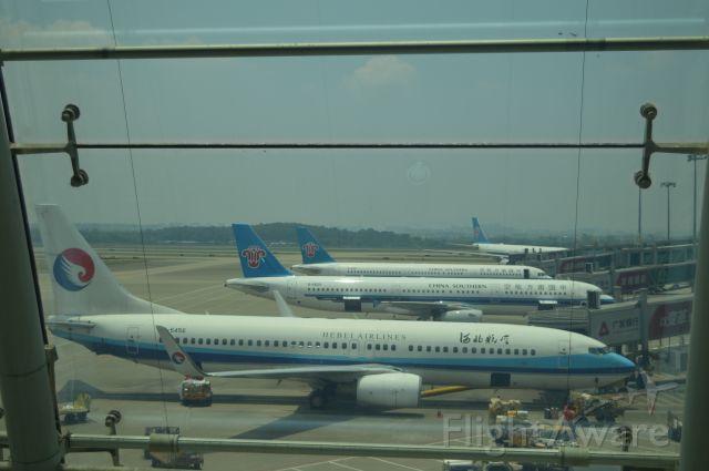 Boeing 737-800 (B-5456)