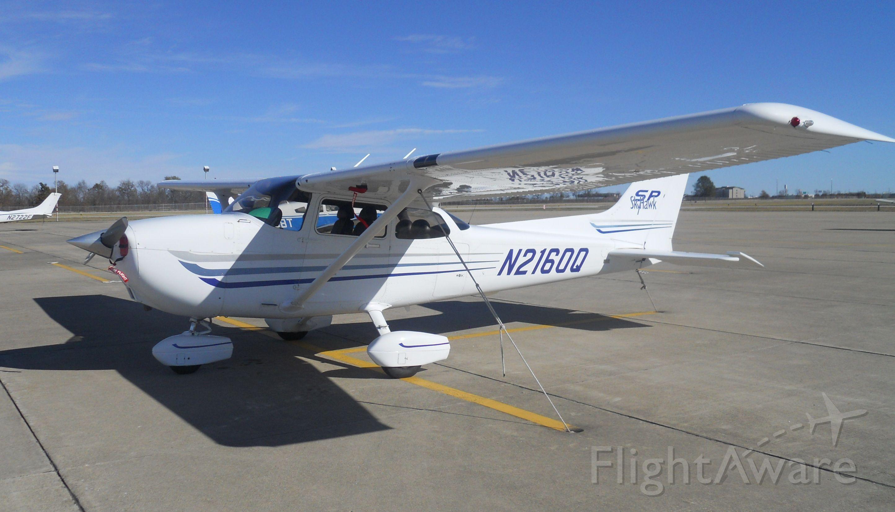 N2160Q — - 2003 Cessna 172SP