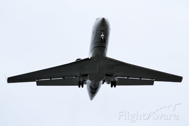 Gulfstream Aerospace Gulfstream IV (N664JN)