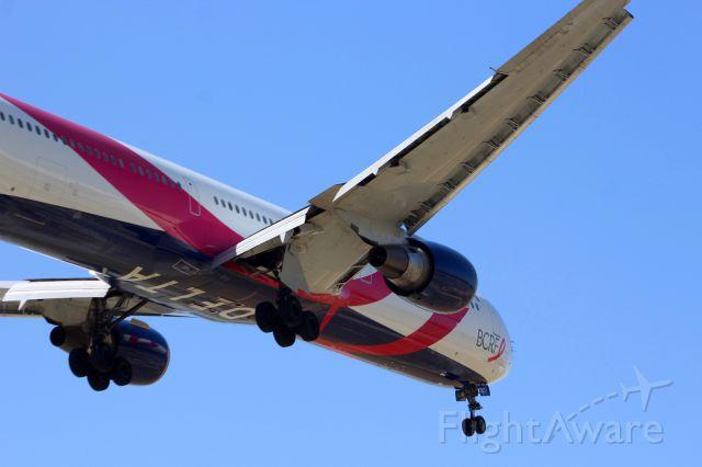 BOEING 767-400 (N845MH)