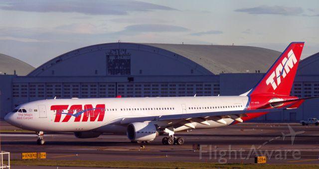 Airbus A330-200 (PT-MVB) - 9/9/2010