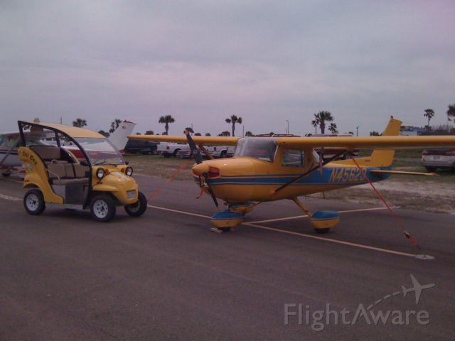Cessna Commuter (N45623)
