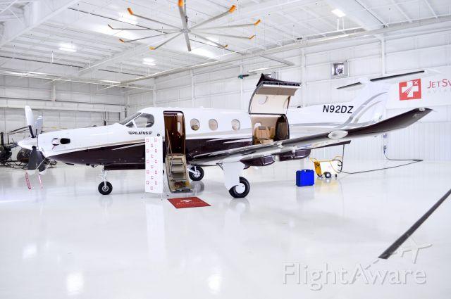 Pilatus PC-12 (N92DZ)