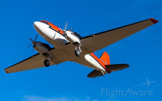 Douglas DC-3 (turbine) (C-GKKB)
