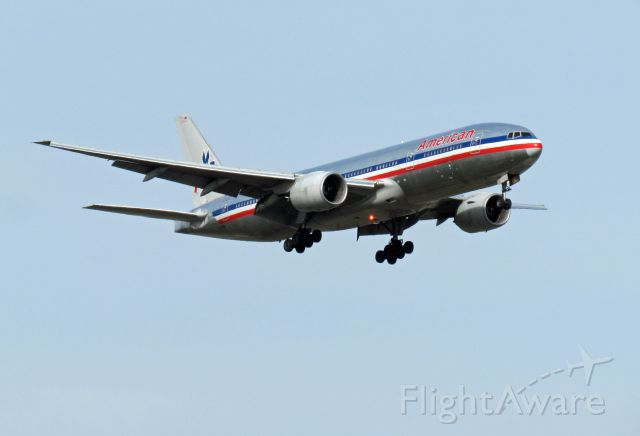 Boeing 777-200 (N778AN)