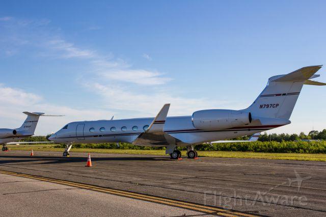 Gulfstream Aerospace Gulfstream V (N797CP)