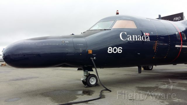 14-2806 — - Royal Canadian Air Force Bombardier CT 142 -8