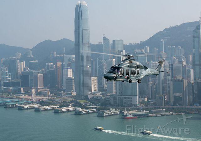 Eurocopter H175 (B-LVD) - gfs hk