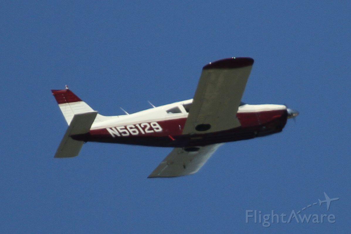 Piper Cherokee Arrow (N56129) - Over Mercer Island, WA