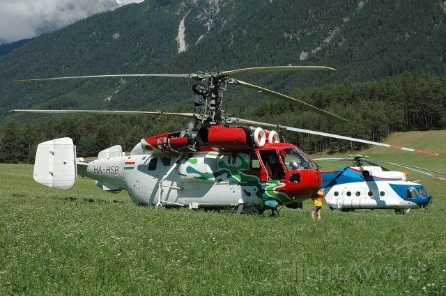 KAMOV Ka-32 (HA-HSB)