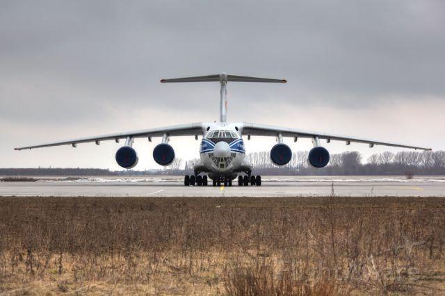 Ilyushin Il-76 (RA-76051)