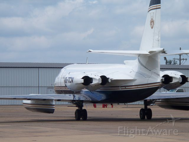 XB-TCN — - A beautiful, rare bird parked at Lone Star.