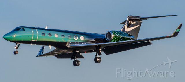 Gulfstream Aerospace Gulfstream V (N3546)