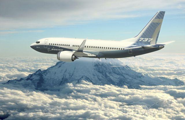 — — - Boeing 737 MAX