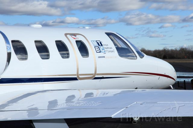 Cessna Citation 1SP (N91TE) - www.mtbc.com