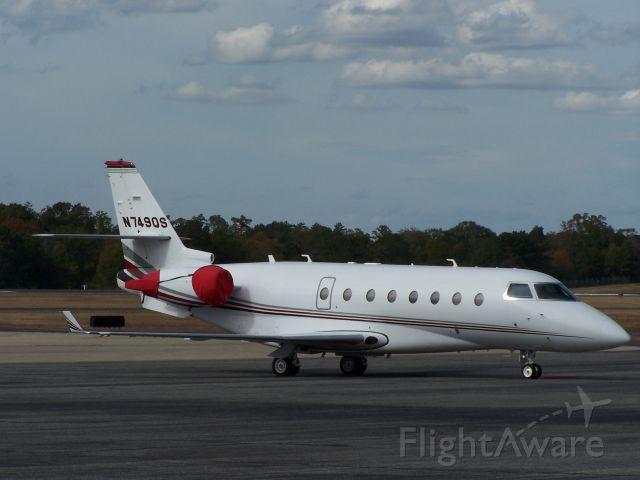 IAI Gulfstream G200 (N749QS)
